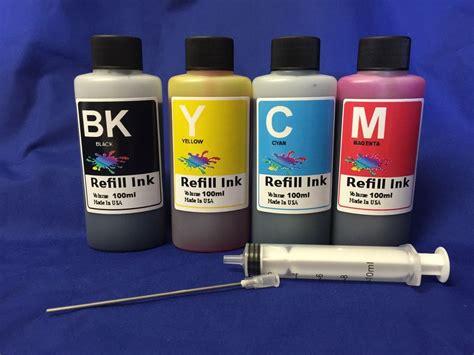 Toner Refill bulk refill ink for epson wf500 600 610 615 nx300 415 ciss