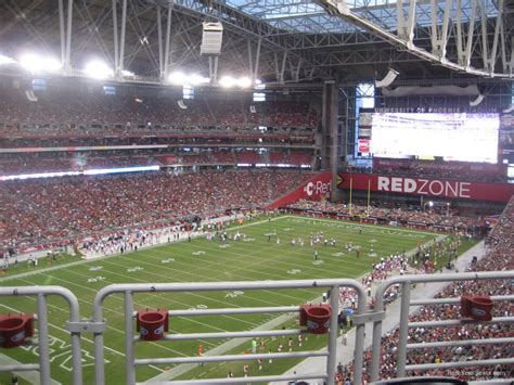 section 8 glendale az university of phoenix stadium section 419 arizona