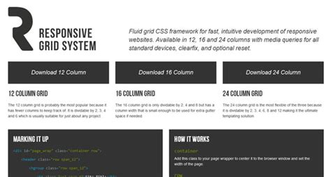 responsive grid layout generator tips tools for grid based layouts