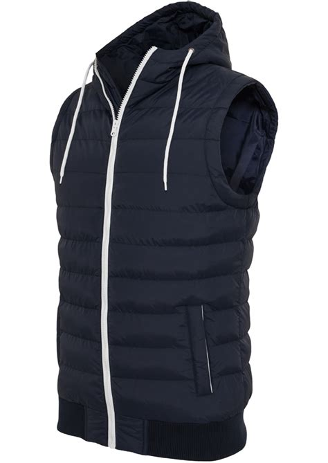Thin Quilted Vest by Classics Small Hooded Vest Thin S Quilted