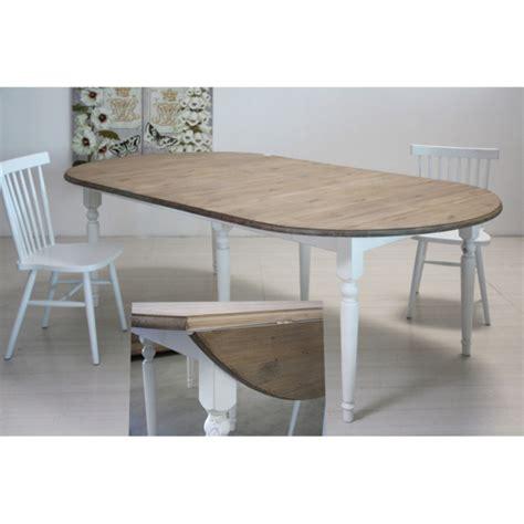 tavolo bianco shabby chic tavolo legno shabby chic etnico outlet mobili etnici