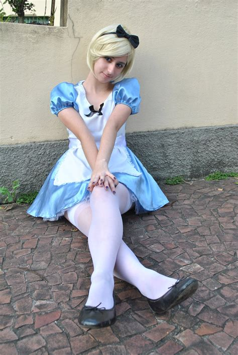 cute boys dressed as girls adorable alice by dychancos on deviantart