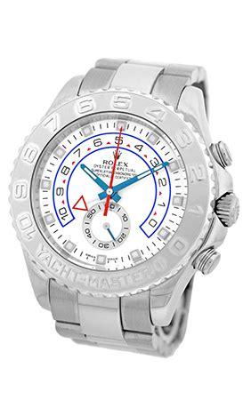 Rolex Chrono Gold For Grade Premium rolex yacht master ii regatta chronograph 116689 white