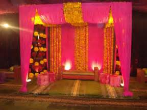 Marriage Home Decoration Mehndi Function Decoration Ideas At Home