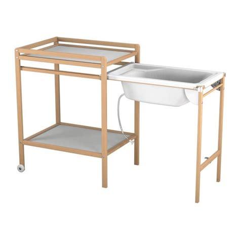 Table à Langer Avec Baignoire Pas Cher by Table 224 Langer Avec Baignoire B 233 B 233 Achat Vente Table 224