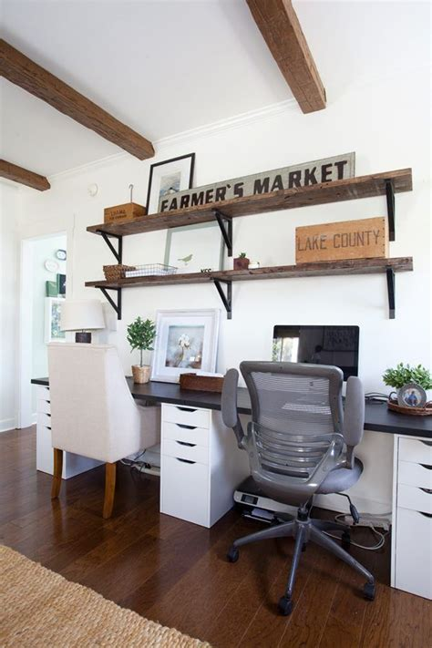 52 best home offices images on pinterest home office wall flowers best person desk ideas on pinterest two person desk model