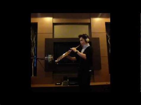 going home kenny g cover sax by poh chaichon