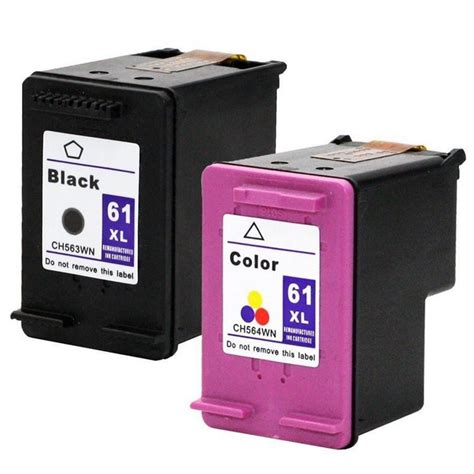 Print On The Go With No Ink Cartridges by For Hp 61 Ink Cartridge For Hp 61 Xl Deskjet 1050 1000