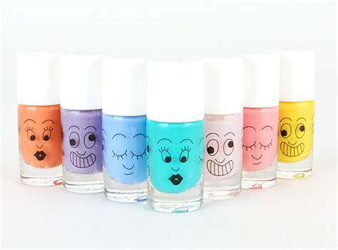 Spelletjes Nagellak by Kidsproof Nagellak Lemonade
