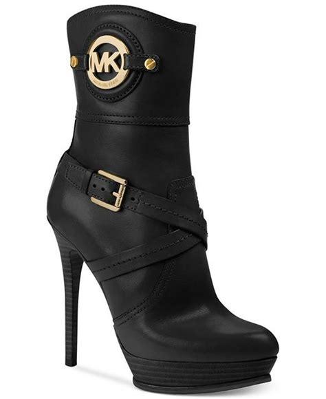 cheap mk boots mk black boots boots booties handbags