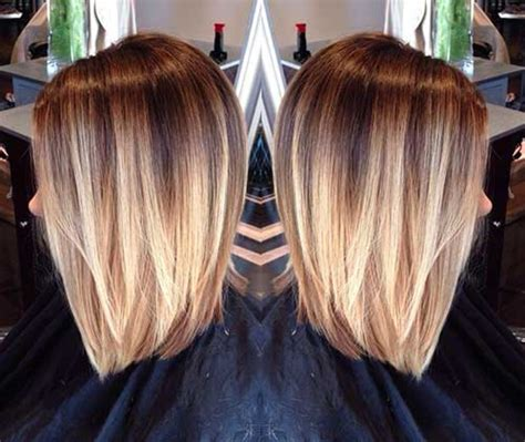 blonde ombre hair colors 2016 15 short blonde ombre hair the best short hairstyles for