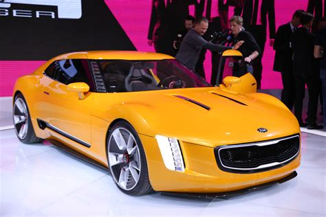 Gt4 Kia Kia Gt4 Stinger Concept 1 Egmcartech