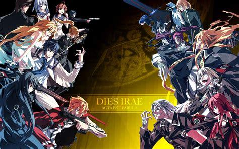 anime dies irae anime dies irae memperlihatkan teaser baru perdana 6