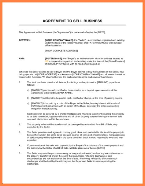 business sale and purchase agreement template 13 business sale and purchase agreement template