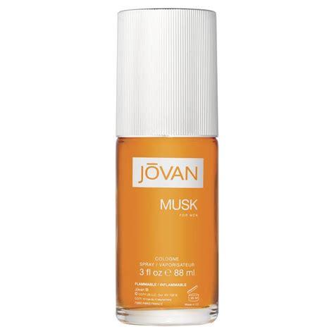Parfum Jovan Musk For Edc 88 Ml Original buy jovan musk for cologne 88 7ml at chemist warehouse 174
