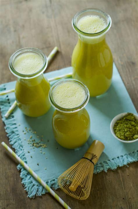 matcha green tea sorbet recipe