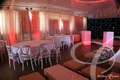 Venue Dressing at Ramsden Bellhouse Village Hall   Wedding