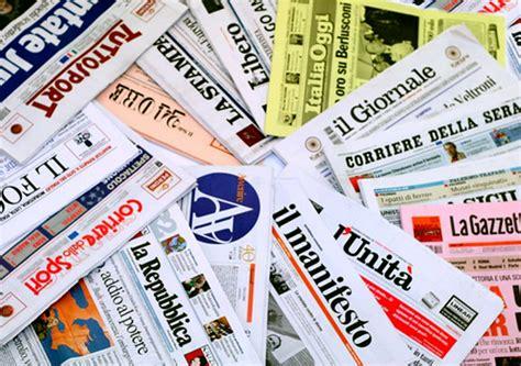 testate giornalistiche italiane come va la libert 224 di sta in italia bergamo post
