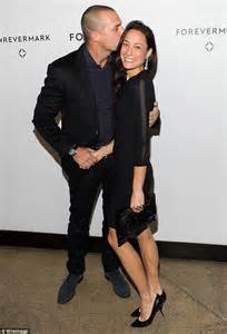 Antm Judge Nigel Barker Is A by Coco Rocha Cosies Up To Husband At