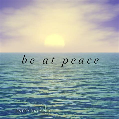 At Peace by Peaceful Images With Quotes Www Pixshark Images