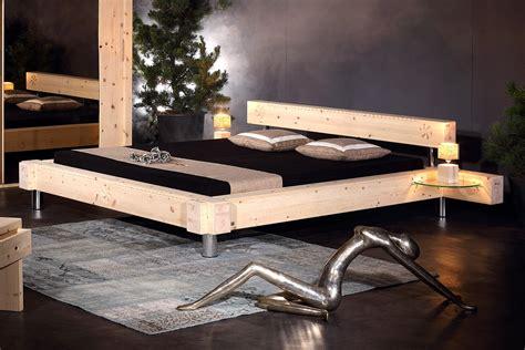 Sprenger Balken Bett Zirbe Versiegelt M 246 Bel Letz Ihr