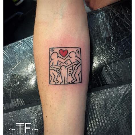 keith haring tattoo keith haring by tattoofabio 纹