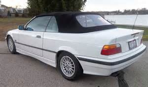 96 Bmw 328i 1996 Bmw 328i Convertible