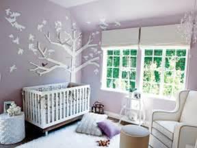 Lavender Nursery Decor 20 Purple Room Design Ideas Kidsomania