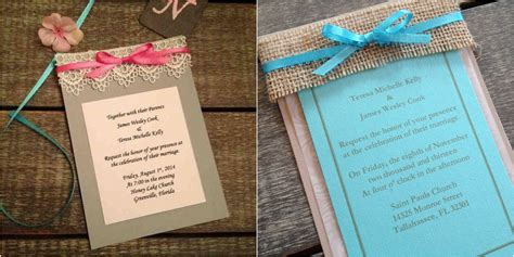 Diy Wedding Invitations Cheap by Cheap Engagement Invitations Cheap Personalised