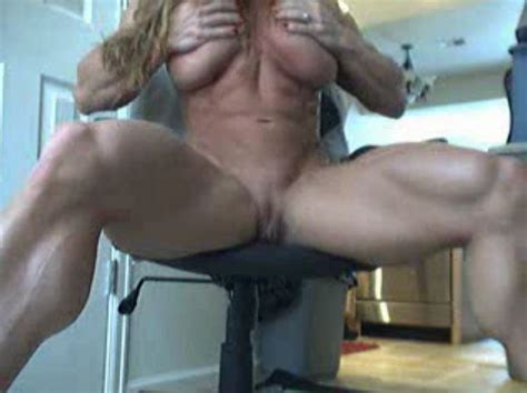 Heather Armburst Is Just So Fbb Sexy On Cam Muscular Women Fbb Porn