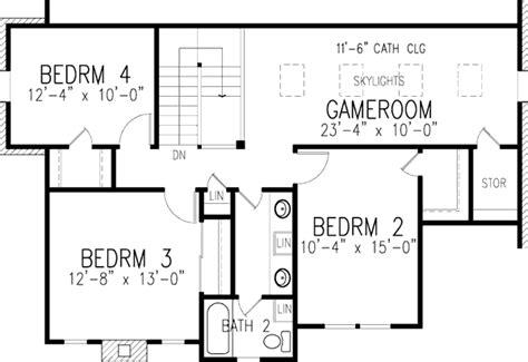 2400 sq ft house plan european style house plan 4 beds 2 50 baths 2400 sq ft