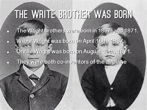 biography wright brothers bio of the wright brothers by jose chavez