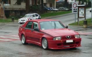 Alfa Romeo 75 For Sale Alfa Romeo 75 Evoluzione For Sale Johnywheels