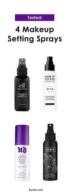diy waterproof makeup setting spray 17 simple and insanely chic ways to organize your makeup