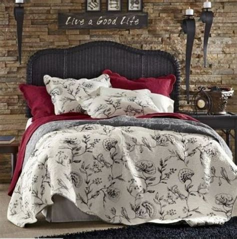french country comforter sets french country full queen quilt set parisian black toile