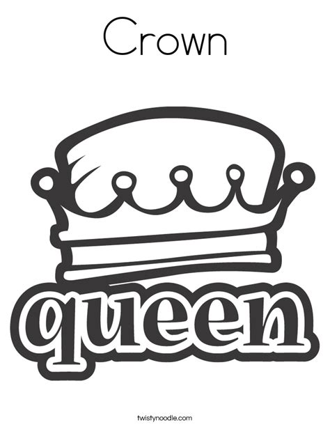 coloring page of a queen s crown victorian coloring page queens crown coloring pages