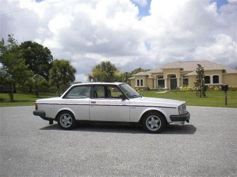 purchase used one owner survivor 1983 volvo 242 glt