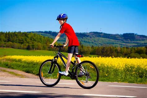 bike riding boy riding bike on the road www imgkid com the image