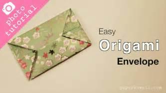 easy origami envelope photo tutorial paper kawaii