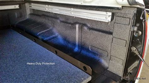 spray in bed liner spray in bed liner heavy duty protection canopies for