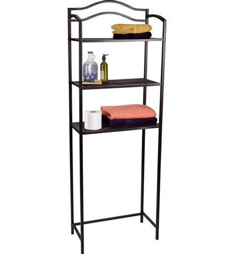 etagere new wave three tier bathroom storage etagere free shipping
