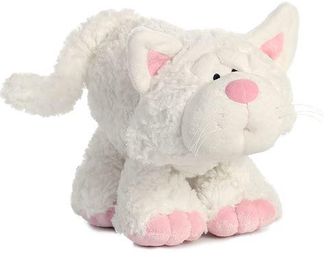 stuffed animals cats chuckles cat bones stuffed animal by world