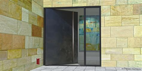 Metal Front Doors Front Doors Cozy Steel Front Doors With Glass Commercial Entry Doors With Glass Steel Front