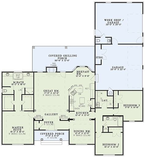Split Bedroom Floor Plans Bedroom Split Level House Plan Dashing Ranch Style Plans