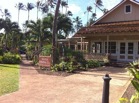 The Brewery Picture Of Waimea Plantation Cottages Waimea Gardens Cottage Bed And Breakfast
