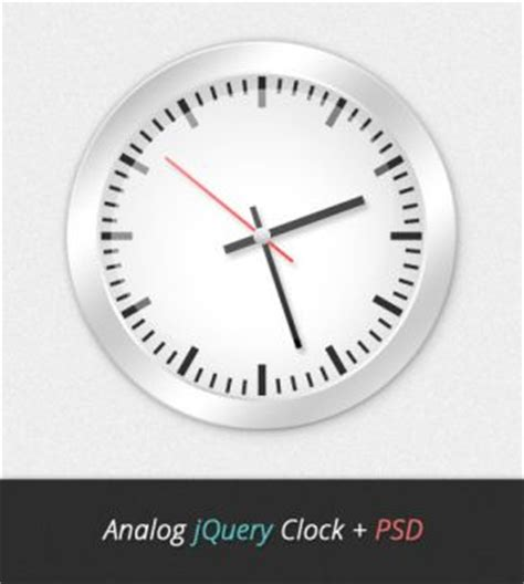 analog clock a 1 by adni18 on deviantart azmind s deviantart gallery