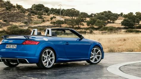Audi Tts Convertible by 2018 Audi Tts Convertible New Car Release Date And