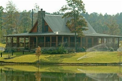 log homes with wrap around porches rustic log home with wraparound porch i absolutely adore