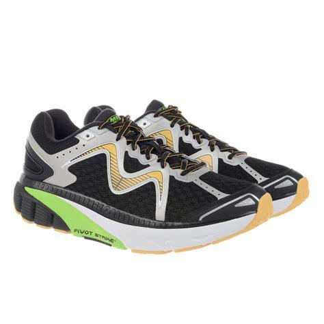 Ardiles Mamamo Green Orange Running Shoes mbt gt 16 mens running shoes black lime green orange sportitude