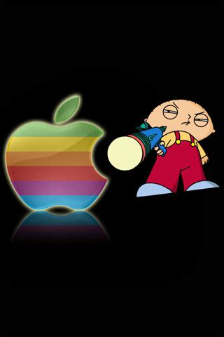 stewie ipod touch wallpaper background  theme